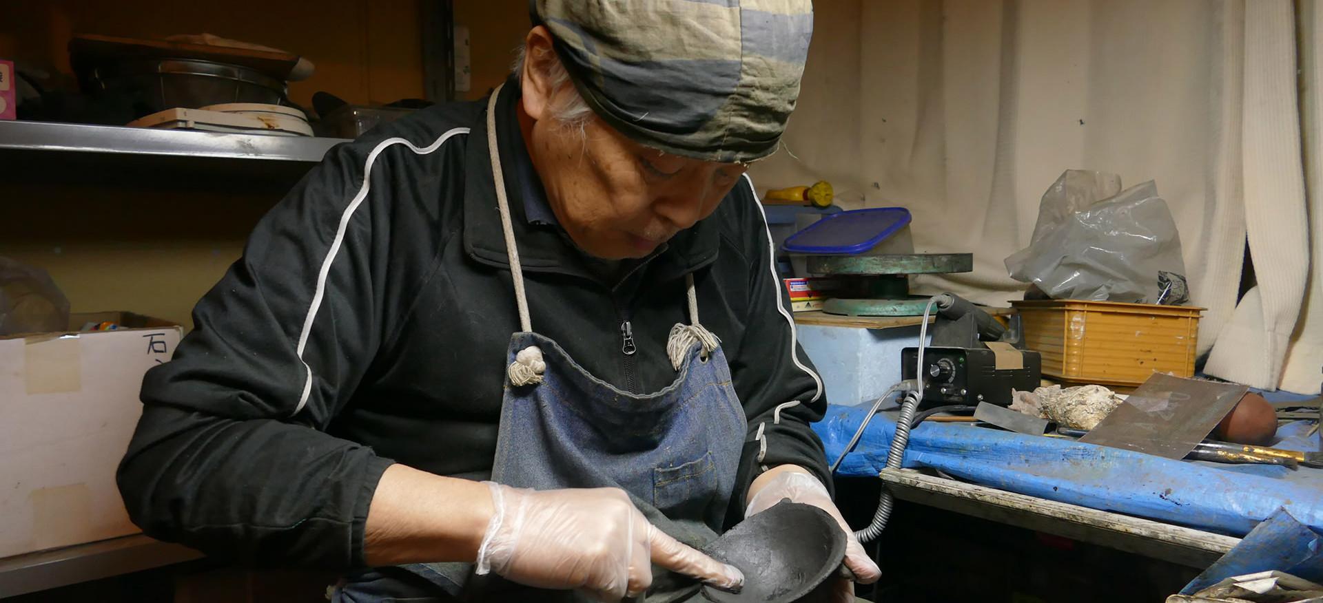 秋山周峰作 脱乾漆 ブローチ猫シリーズ 蒔絵仕上げ 4点セットの紹介